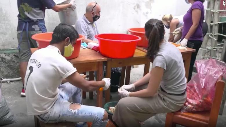 Uruguay's 'People's Pots' feed the hungry amid pandemic