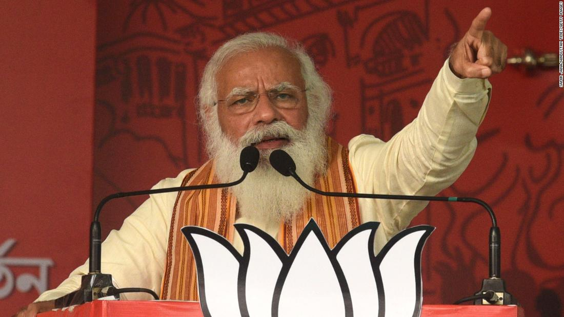 Modi presses ahead with $1.8 billion parliament renovation even as Covid-19 ravages India