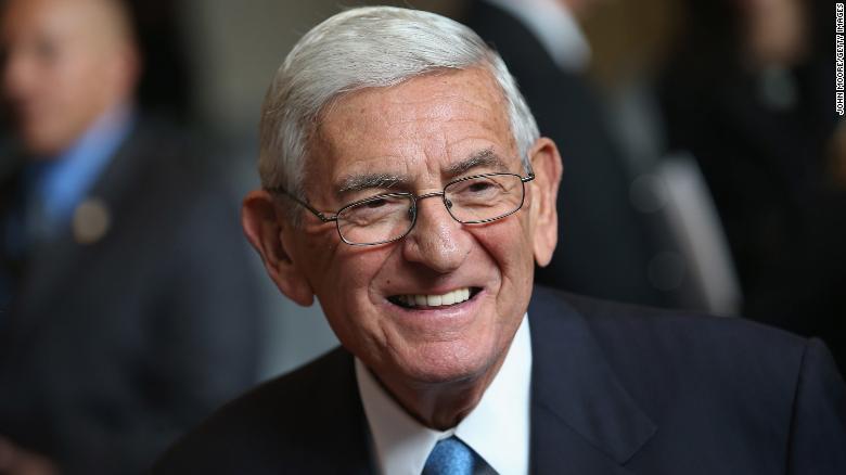 Eli Broad, LA philanthropist for the arts and education, dies at 87