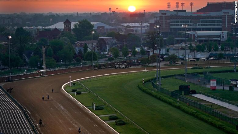 Horse named after Breonna Taylor wins Churchill Downs race ahead of Kentucky Derby