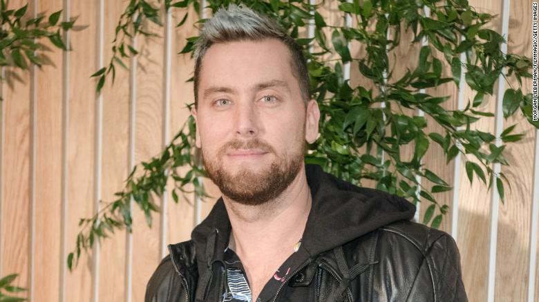 Lance Bass wants you to dance like 'It's Gonna Be May'