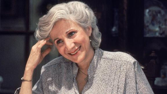 MOONSTRUCK, Olympia Dukakis, 1987. (c) MGM/ Courtesy: Everett Collection.