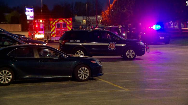 Law enforcement are responding to an active shooter situation at a casino in Wisconsin