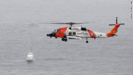 4 dead, more than 20 hospitalized after suspected smuggling vessel overturns off San Diego