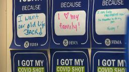 See vaccinated Americans' handwritten notes of solidarity – CNN Video