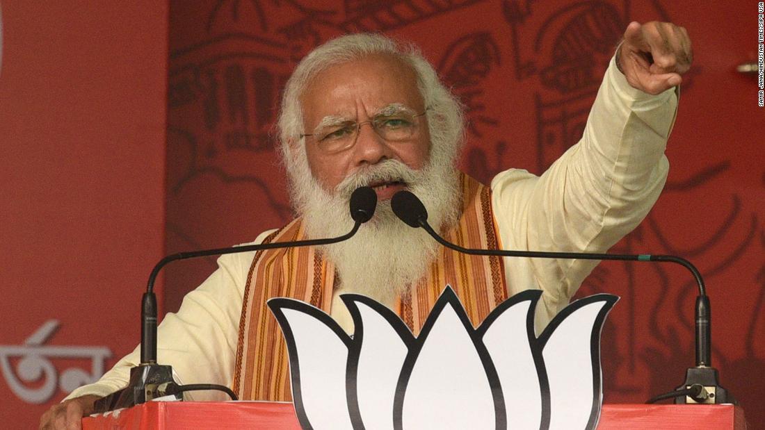 Prime Minister Modi's ruling party loses key election but still makes gains despite India's Covid crisis – CNN