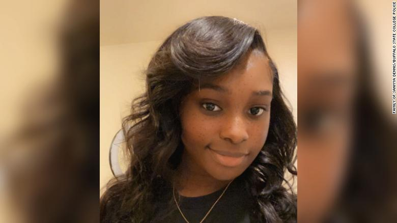 New York authorities are searching for missing Buffalo State College student who disappeared over a week ago