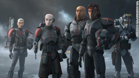 & # 39; Звездные войны: Плохая партия & # 39;  готовит еще больше анимационного экшена на 4 мая