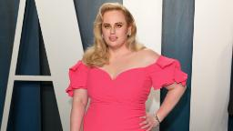 Rebel Wilson got 'some bad news' and feels those struggling with fertility