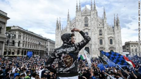 Serie A: Inter Milan wins first Scudetto since 2010 to break Juventus' stranglehold on Italian football
