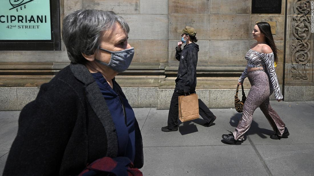 Why do we still need to wear masks? Dr. Sanjay Gupta explains
