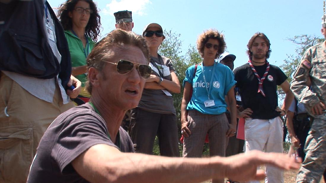 'Citizen Penn' displays the hard work behind Sean Penn's celebrity activism