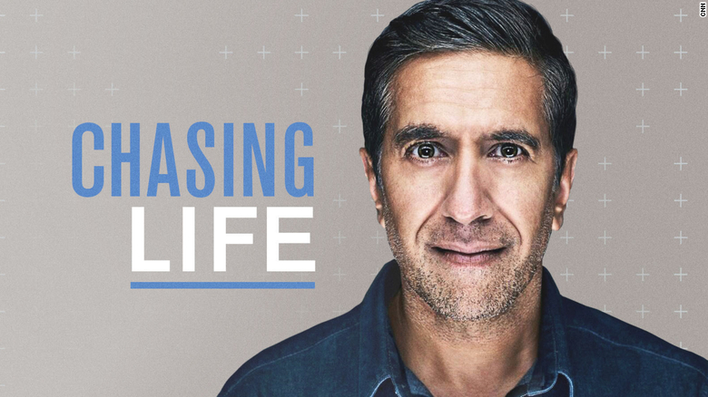 Dr. Sanjay Gupta and his wife get personal about the pandemic in 'Chasing Life'