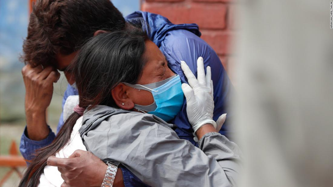 Nepal's Covid-19 cases skyrocket