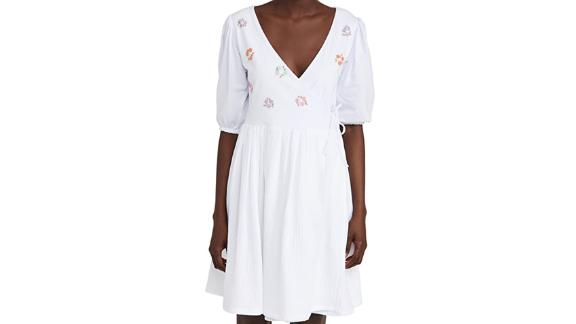Tach Clothing Wrap Dress