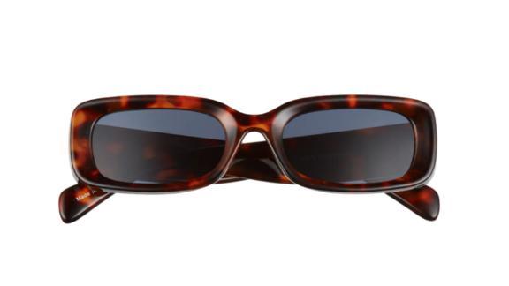 BP. 50-Millimeter Rectangular Sunglasses