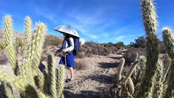 Six Moon Designs Silver Shadow Carbon Ultralight Travel Umbrella