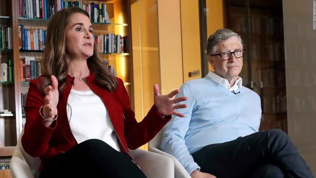 Bill and Melinda Gates have been working on their divorce since 2019, WSJ reports