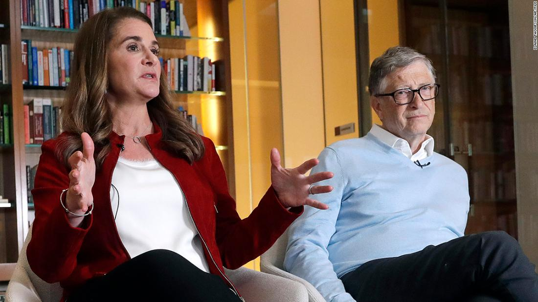 Why Bill and Melinda Gates' divorce will probably be drama free - CNN