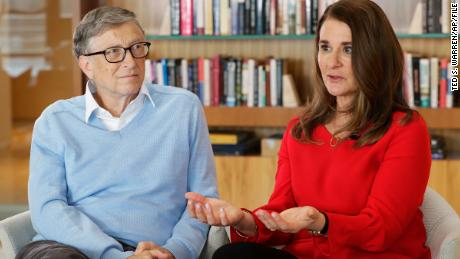 Bill and Melinda Gates divorce won't end their foundation partnership