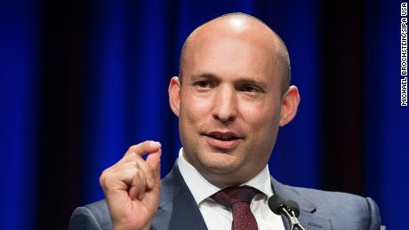 Naftali Bennett, of the right-wing Yamina party, is one of the political figures Netanyahu must side with.