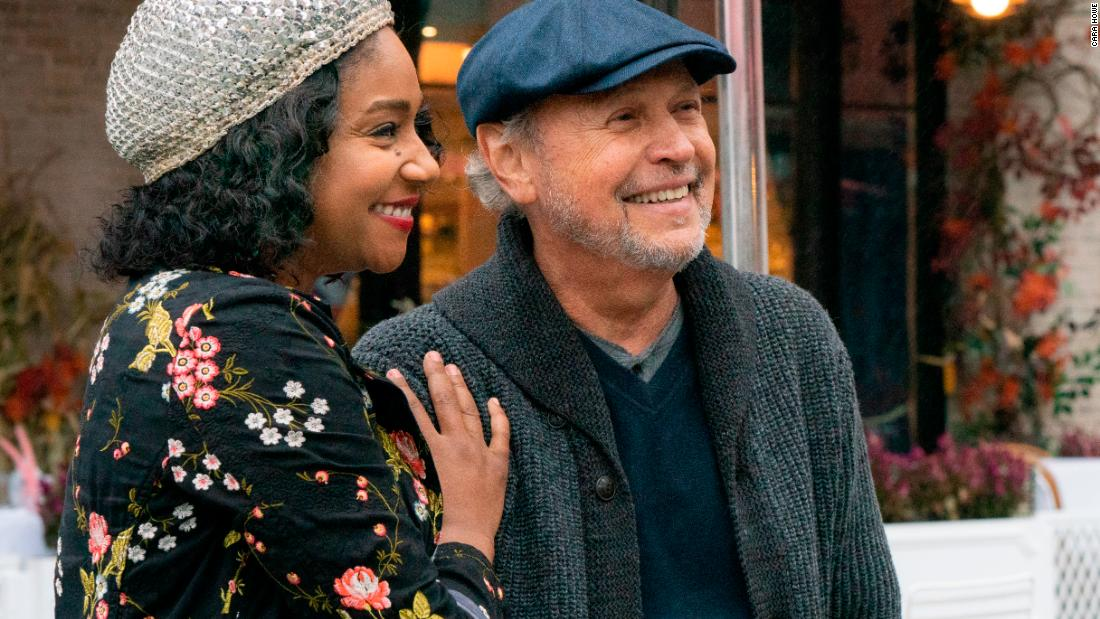 'Here Today' pairs Billy Crystal and Tiffany Haddish in a gone-tomorrow comedy