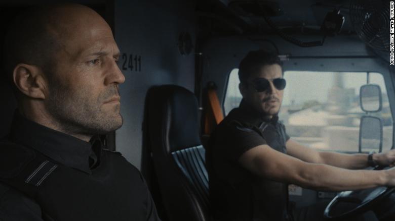 'Wrath of Man' reunites Jason Statham and Guy Ritchie in a grim revenge thriller