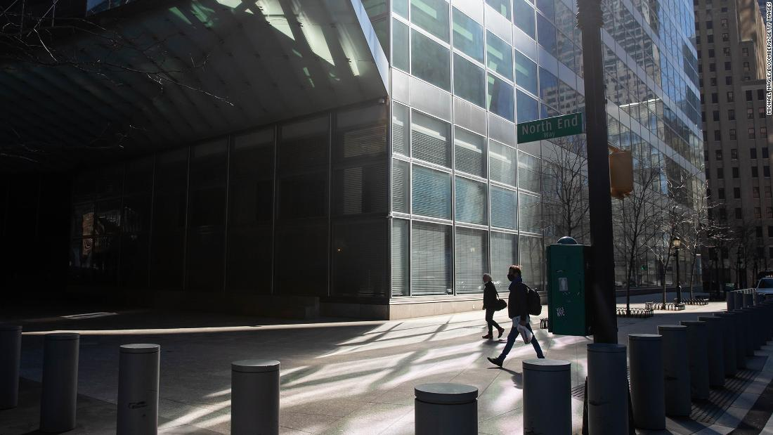 Goldman Sachs wants its US workers back in the office next month - CNN