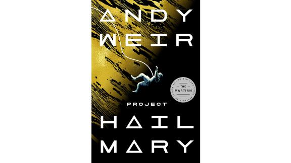 'Project Hail Mary' by Andy Weir