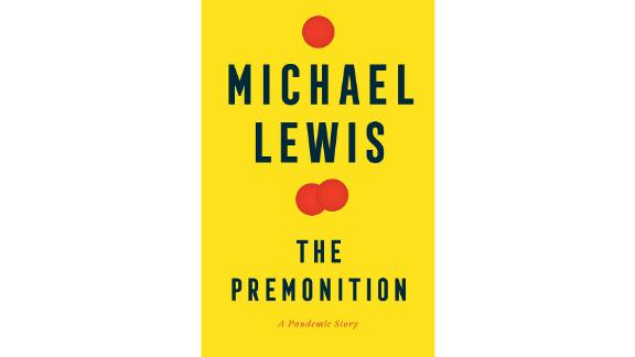 'The Premonition: A Pandemic Story' by Michael Lewis