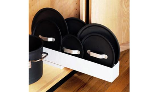 Pullout Lid Organizer