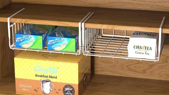 Simple Houseware Under-Shelf Basket