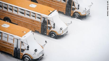New York Public Schools Cancel Snowy Days, Citing Distance Learning Success During Pandemic