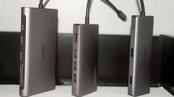 The best USB-C hubs of 2021 thumbnail
