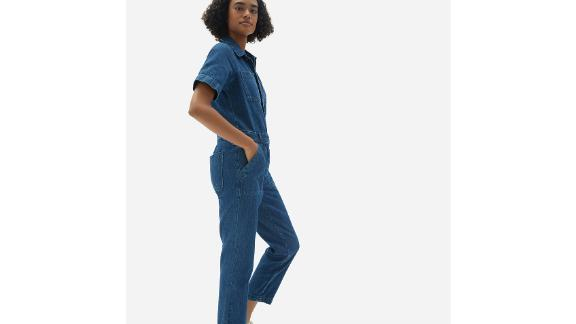 The Super-Soft Summer Jean Coverall
