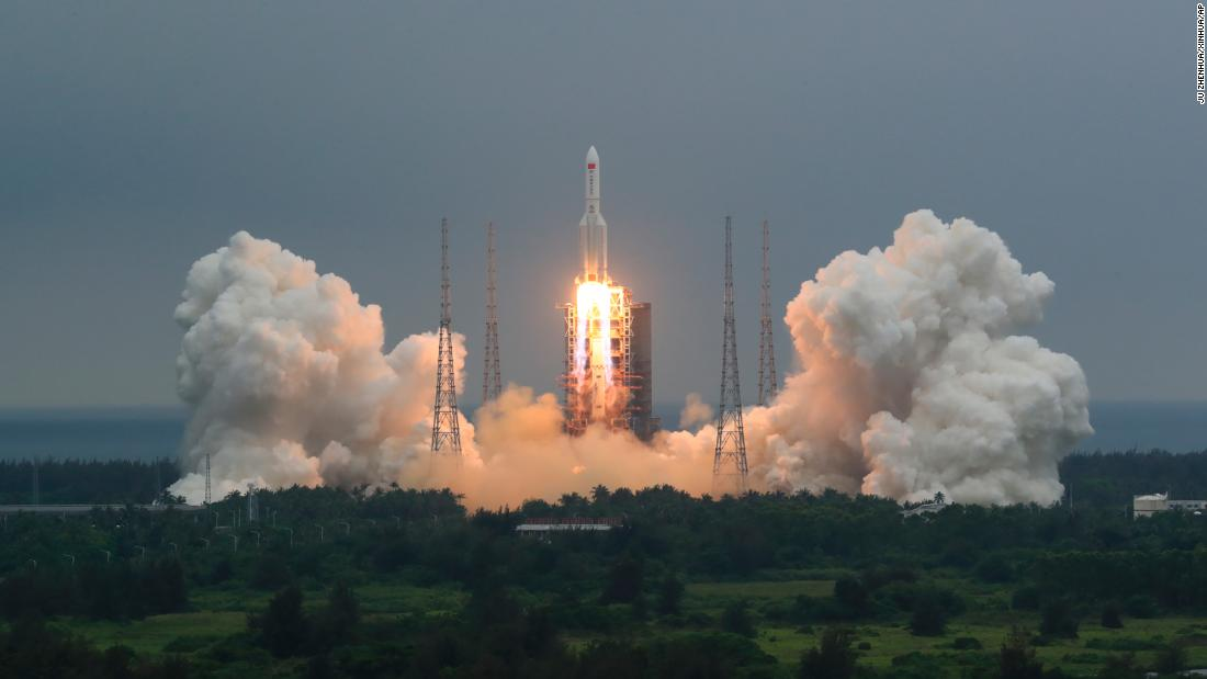 Chinese rocket debris is expected to crash into Earth soon. It's not the first time.
