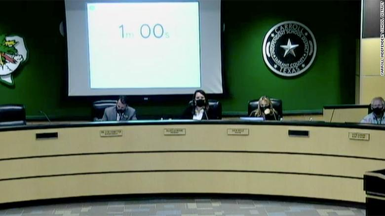 The plan was meant to address racism in the school district. Now, it may not get passed