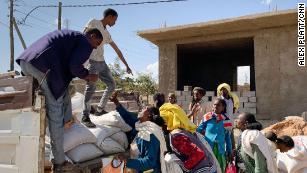 UN confirms military forces blocking aid in Ethiopia's Tigray region following CNN investigation