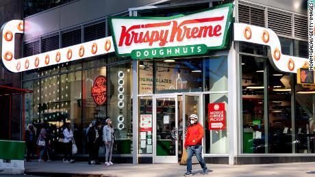 Krispy Kreme готовится стать публичной