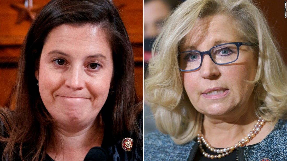 Elise Stefanik moves to quickly consolidate GOP support as Liz Cheney replacement: 'The fix is in' – CNN