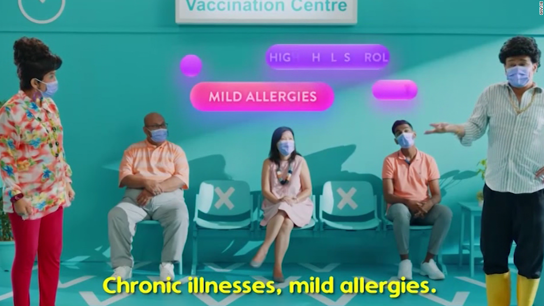 TV star makes comeback with hilarious music video promoting vaccines