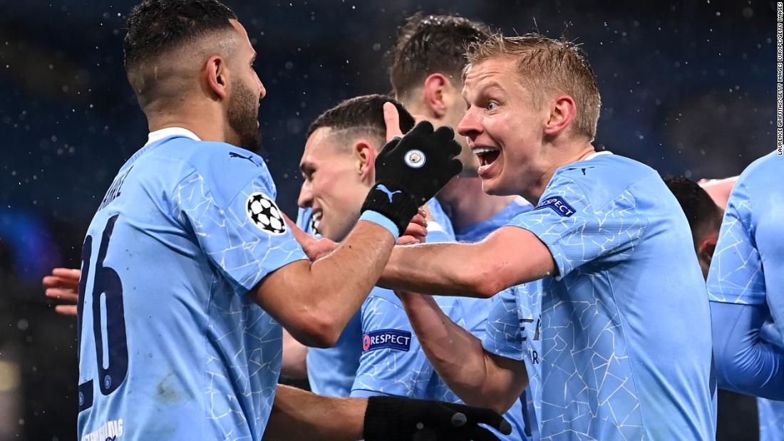 Manchester City reaches first Champions League final after 'incredible' journey