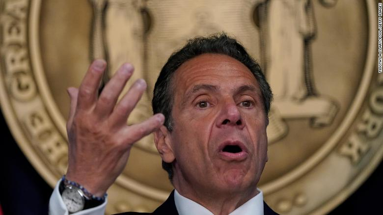 New York Gov. Cuomo signs bill that automatically restores felons right to vote after release
