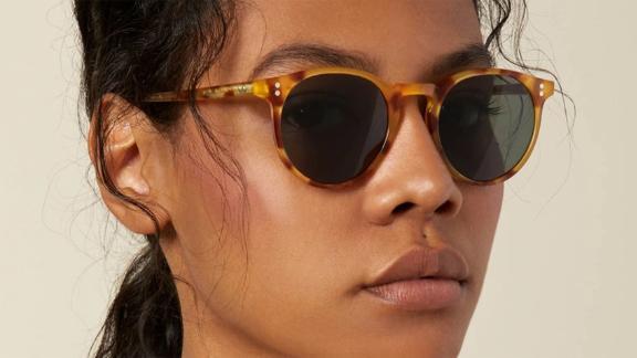 Hancock Round Sunglasses