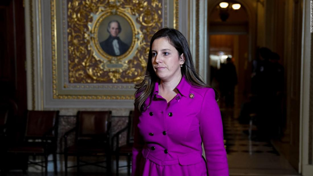 Stefanik signals to colleagues she will only serve in leadership through 2022