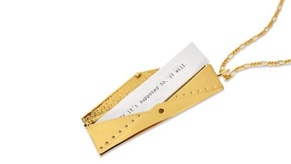 Fortune & Frame Envelope Fortune Locket