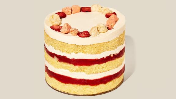 Milk Bar Strawberry Shortcake Cake