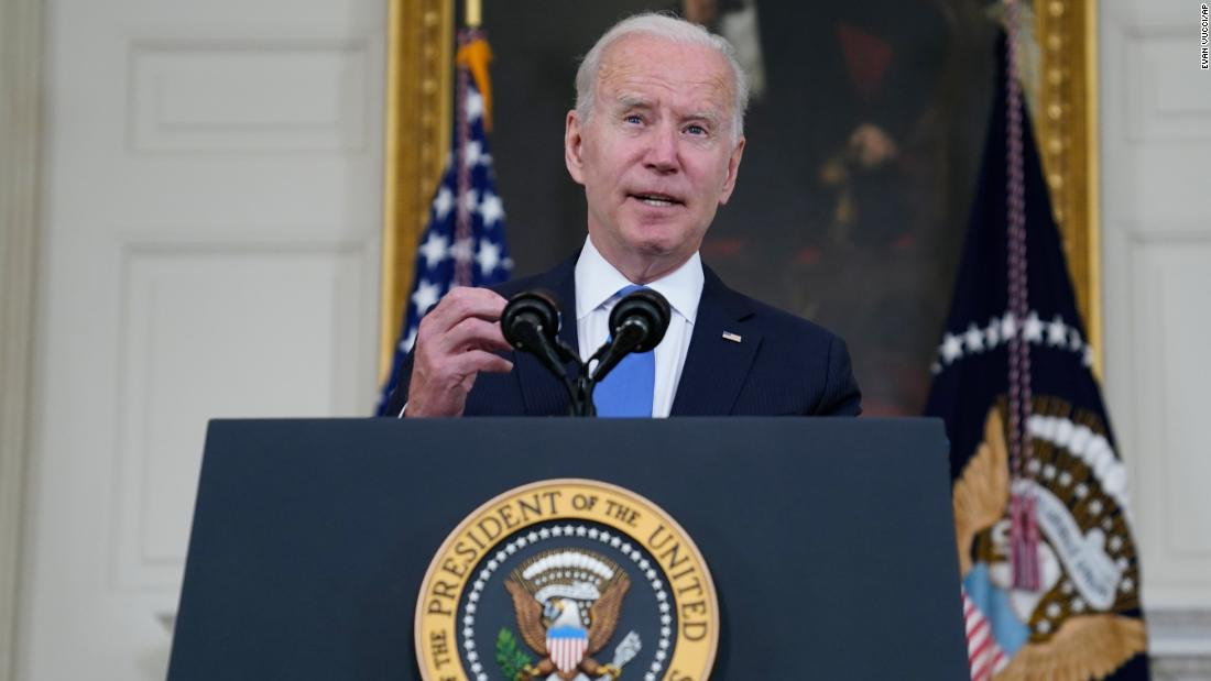 Biden tries to use disapointing jobs numbers as a catalyst for his $4 trillion plans