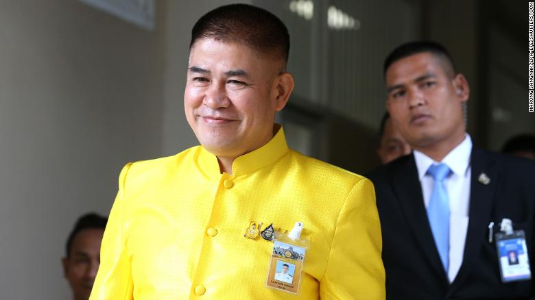 Thai court rules minister can keep job despite alleged heroin trafficking link
