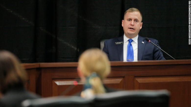 Woman who accused former Idaho legislator of rape has her identity revealed in conservative media